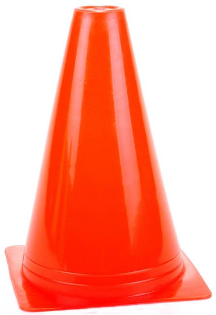 150mm Witches Hat Training Cones