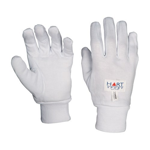 Cotton Inner Sport Gloves for Cricket, Boxing  - Small