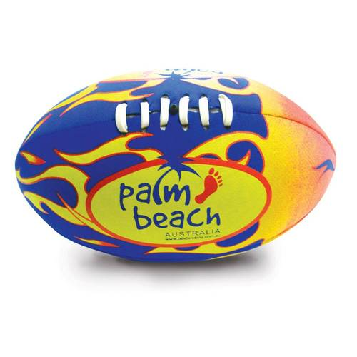 Beach Rugby Ball Neoprene