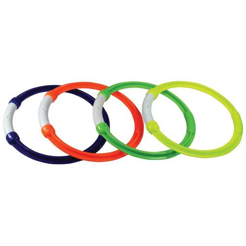 Pool Dive Rings Set of 4