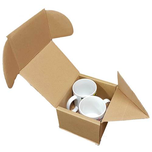 Double Packing Box for 11oz Mugs - Pack of 20