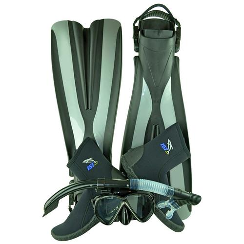 Size US10 IST Sports Scuba Diver Package