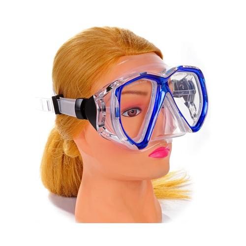 Blue Frame Mask for Snorkeling Scuba Diving Spearfishing