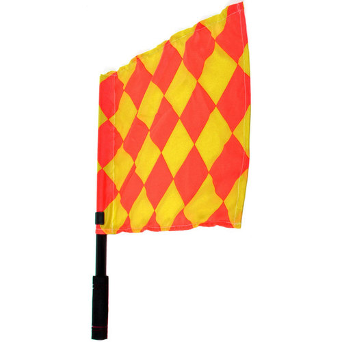 OAS Referee / Linesman's Flags Chequered