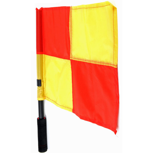OAS Referee / Linesman's Flags Qtr Panel