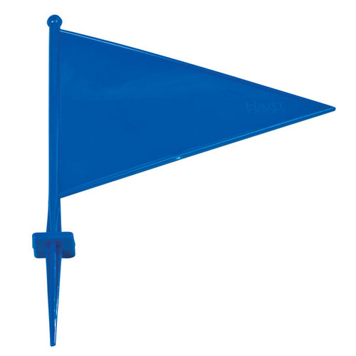 OAS Marking Flag PVC - Blue