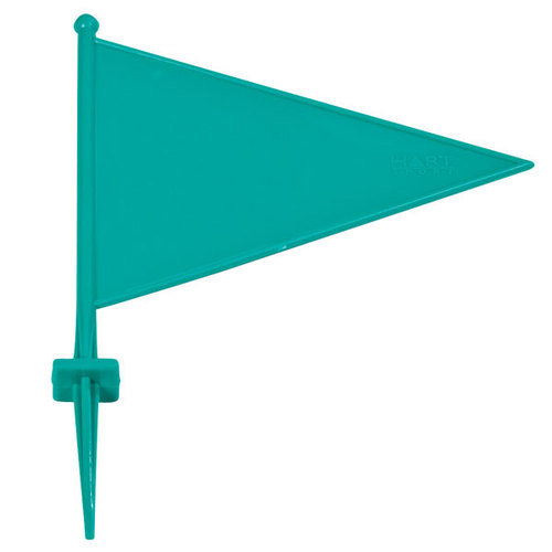 OAS Marking Flag PVC - Green