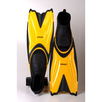 Clearance - Yellow Snorkeling Fins
