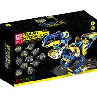 12 IN 1 SOLAR AND HYDRAULIC CONSTRUCTION KIT
