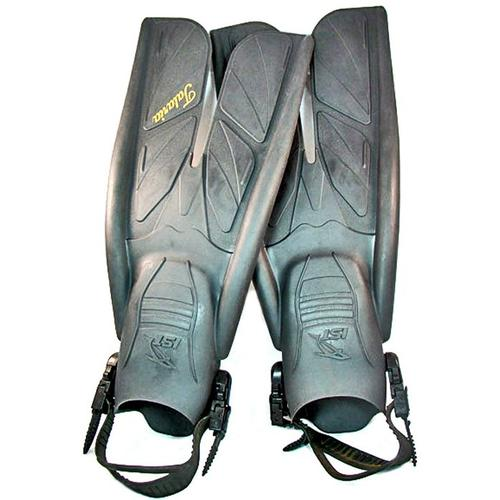IST F2 Talaria Size US 7 Split Diving Fins