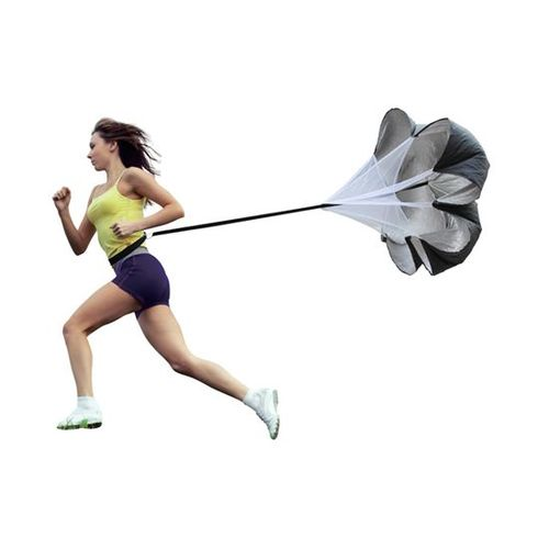 "OAS 56"" Large Speed Chute - Resistance Training Parachute"