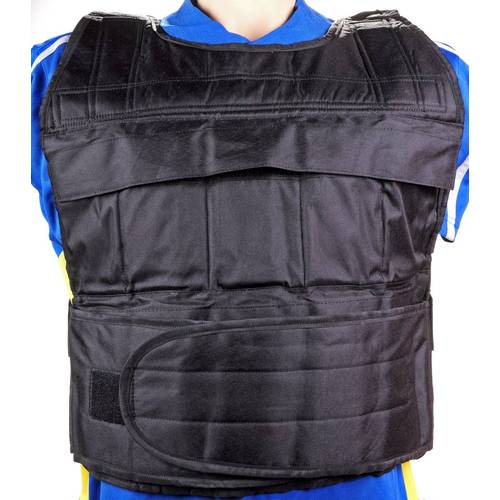 OAS Adjustable Weight Vest + 20kg weights