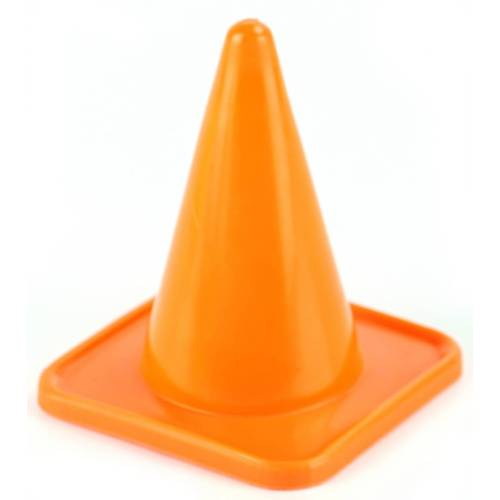 "OAS Witches Hat 4"" (100mm) Marker Training Cone"